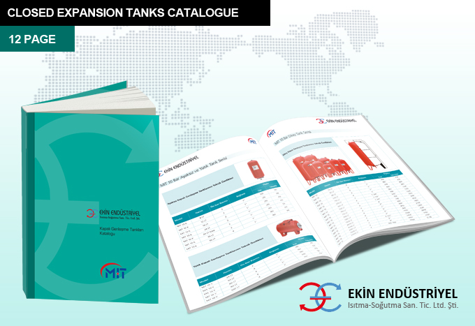Expansion Tanks Catalogue