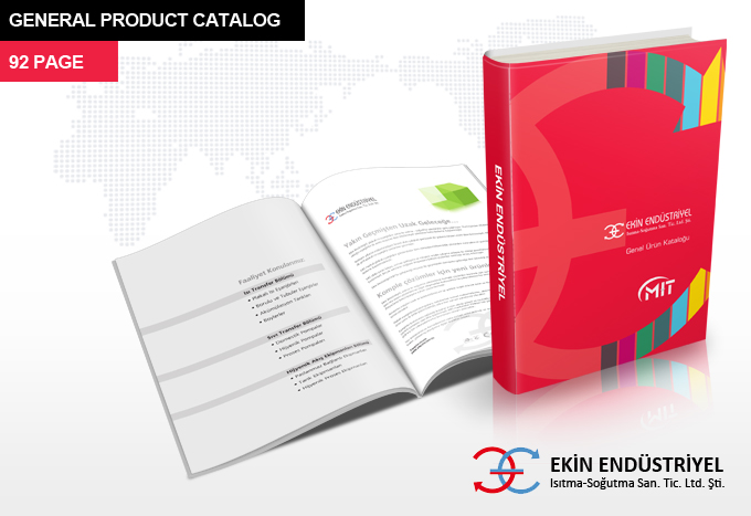 Ekin End�striyel General Product Catalog