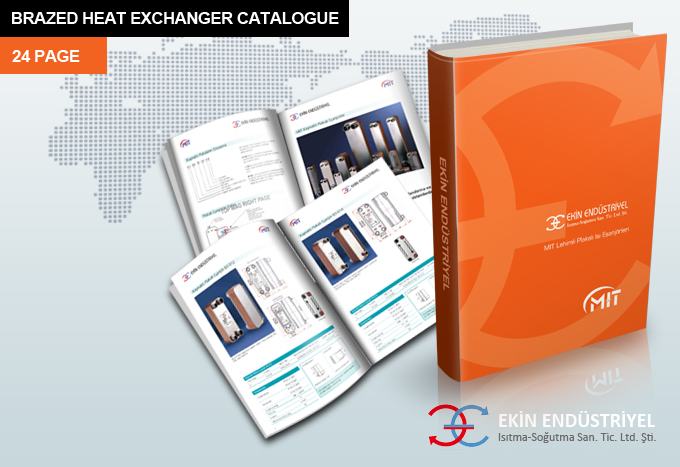 Brazed Heat Exchanger Catalogue