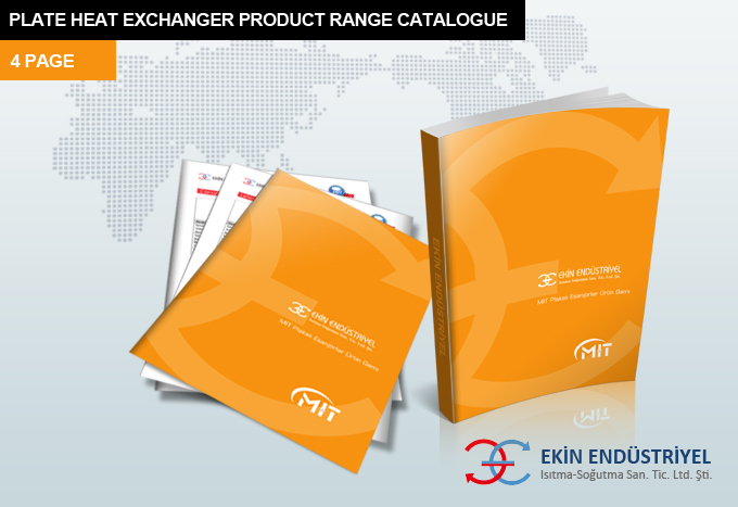 Plate Heat Exchanger Product Range Catalogue